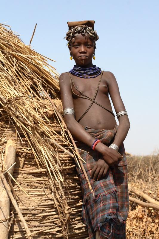 nude ethiopian young girls