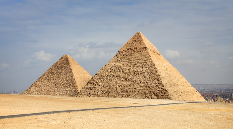 Egypt, Pyramids of Giza
