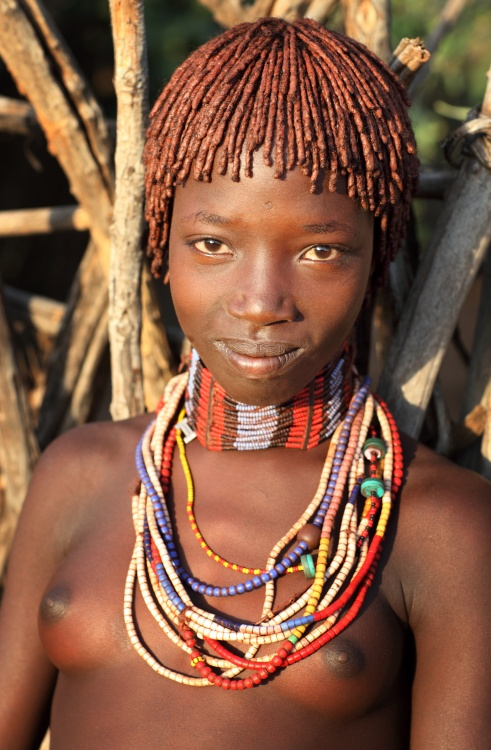 Think, that hamar tribe think