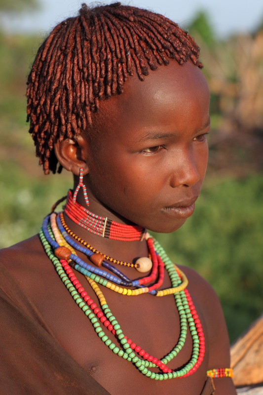 african tribal very young black girls