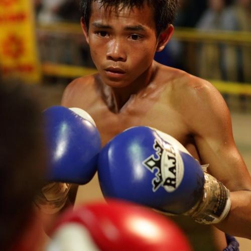 Muay Lao The Kick Boxing Scene In Vientiane Laos